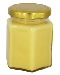 ECO ORGANIC NATURAL RUSSIAN SIBERIAN CREAMED SPREAD HONEY WITH ROYAL JELLY