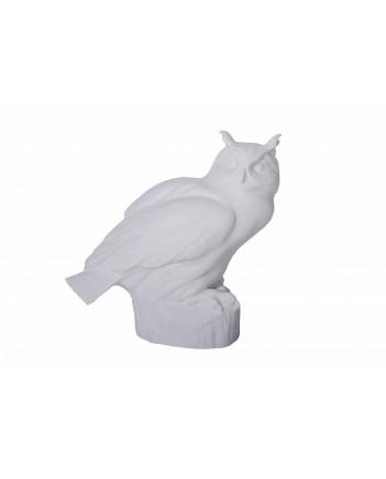 LOMONOSOV IMPERIAL PORCELAIN FIGURINE EAGLE-OWL