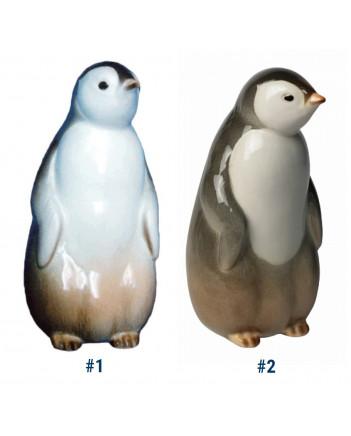 LOMONOSOV IMPERIAL PORCELAIN FIGURINE BIRD PENGUIN #1 MALE