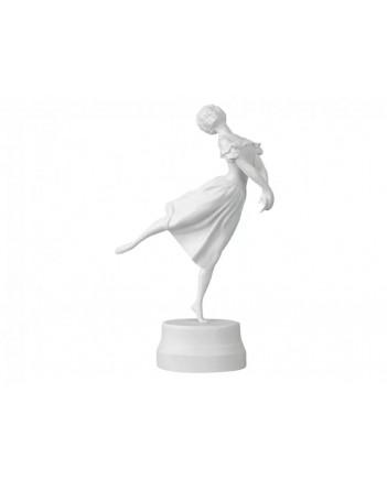 LOMONOSOV IMPERIAL PORCELAIN FIGURINE BALLET GISELLE Tamara Karsavina WHITE