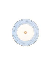 """LOMONOSOV IMPERIAL PORCELAIN DINNER PLATE AZURE BLUE 20 cm 7.9"""""""