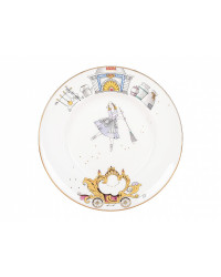 LOMONOSOV IMPERIAL BONE CHINA PORCELAIN ESPRESSO CUP SET MAY BALLET CINDERELLA 165 ml/5.6 fl.oz