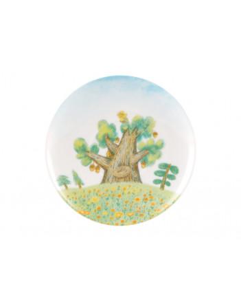 LOMONOSOV IMPERIAL BONE CHINA PORCELAIN ESPRESSO CUP Winnie the Pooh and Piglet 180 ml 6.1 fl.oz