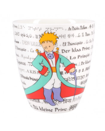 LOMONOSOV IMPERIAL BONE CHINA PORCELAIN COFFEE MUG LITTLE PRINCE 450 ml 15.2 oz