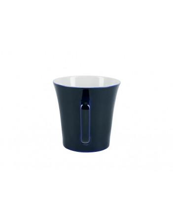 LOMONOSOV IMPERIAL PORCELAIN COFFEE HOT CHOCOLATE MUG AURORA NIGHT 360 Ml 12.2 Fl.Oz