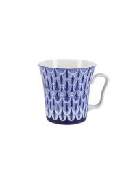 LOMONOSOV IMPERIAL PORCELAIN COFFEE HOT CHOCOLATE MUG AURORA OPENWORK 360 Ml 12.2 Fl.Oz