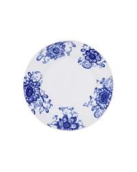 """LOMONOSOV IMPERIAL PORCELAIN DINNER PLATE AURORA GARDEN 27 cm 10.6"""""""