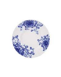 """LOMONOSOV IMPERIAL PORCELAIN DINNER DESSERT SALAD PLATE AURORA GARDEN 18 cm 7"""""""