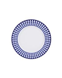 "LOMONOSOV IMPERIAL PORCELAIN DINNER SIDE PLATE AURORA CLASSIC 21.5 cm 8.5"""
