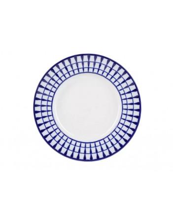 """LOMONOSOV IMPERIAL PORCELAIN DINNER DESSERT SALAD PLATE AURORA CLASSIC 18 cm 7"""""""