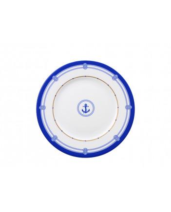 LOMONOSOV IMPERIAL PORCELAIN TEA SET SERVICE WHITE SEA 20 items