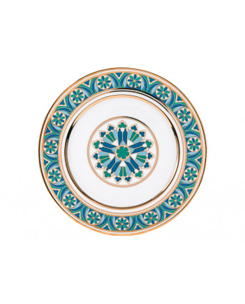 LOMONOSOV IMPERIAL PORCELAIN DINNER SET GOTHIC 24 items