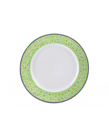 """LOMONOSOV IMPERIAL PORCELAIN DINNER PLATE EASTER 21.5 Cm 8.5"""""""
