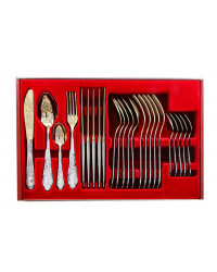 FLATWARE STAINLESS STEEL CUTLERY SET OF 24 GOVERNOR WEDDING GIFT