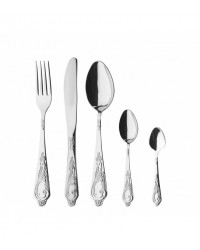 FLATWARE STAINLESS STEEL CUTLERY SET OF 30 GOVERNOR WOODEN GIFT BOX